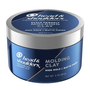 (1) Head & Shoulders Molding Hair Clay High Hold